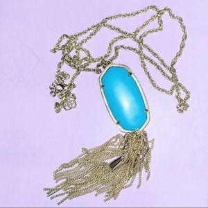 Turquoise Rayne Necklace